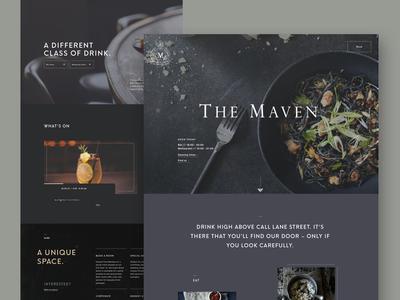 The Maven Bar