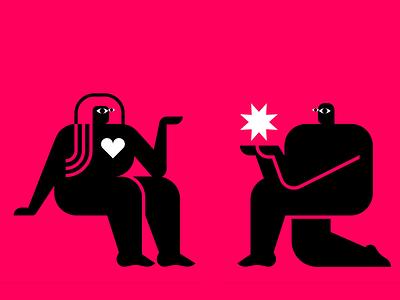LOVE lovers wedding family love illo illustrator graphic design flat characters vector illustration
