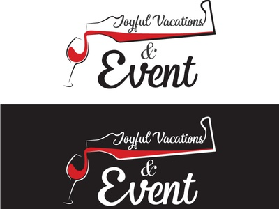Joyful Vacations Events Logo