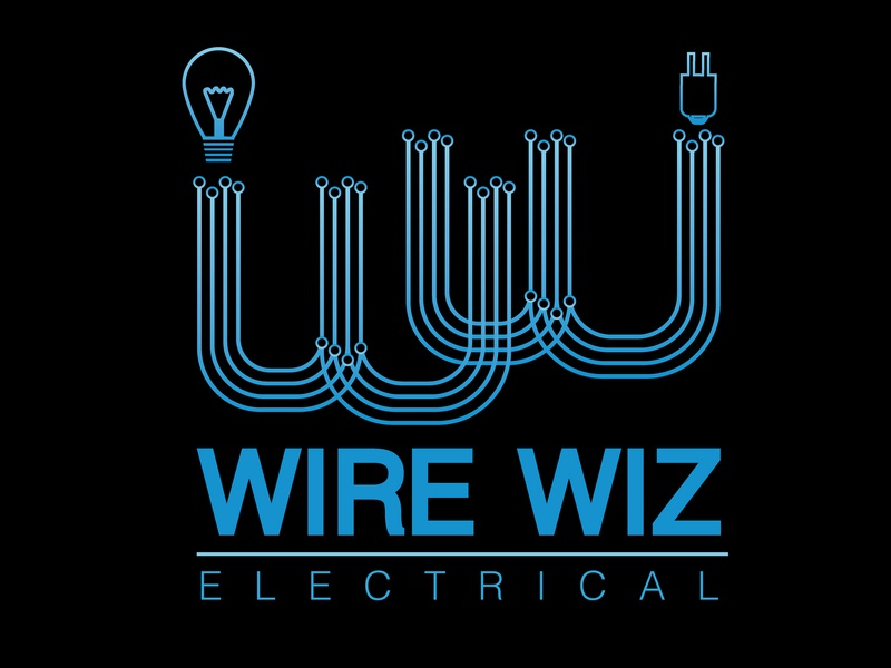 Wire Wise V2 behance fiverr vector logo design freelancers abstract dribble minimal event designer typography corporate business illustration company branding 2d logo flat design