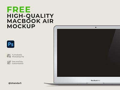 MacBook Air Mockup mockup design graphicdesign webdesign ux ui psdmockup psd free download macbookair freemacbookmockup freemockup mockups freebie macbookmockup mockup