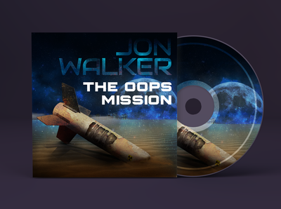 Jon Walker - The OOPS Mission cover concept