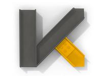 Koerper Metallic construction - logo