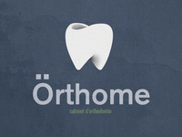 Orthome - logo