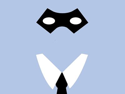 Umbrella Academy flat design illustration vector umbrella academy