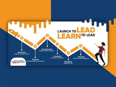 Launch to Lead Banner