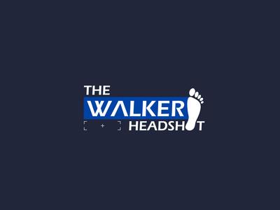 The Walker Headshot Logo