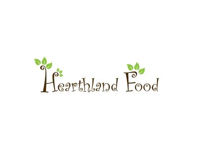 Harthland Food Logo