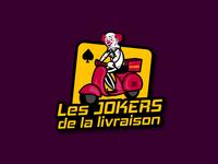 Joker Delivery Brand Logo