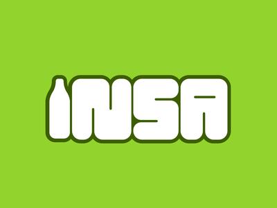 INSA Typography Logo