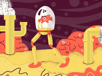 Fishbot illustration
