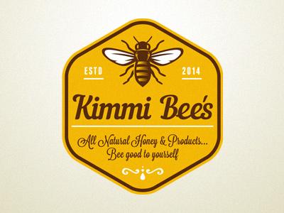 Bee Logo By Roman Dribbble Dribbble