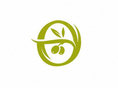 Olive Oil  farm leaf branch natural fresh tree green oil olive branding identity logo