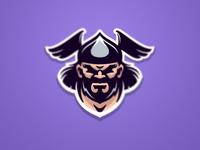 Vikings Mascot