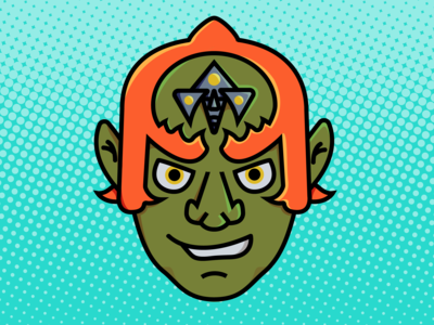 Ganondorf from The Legend of Zelda: Ocarina of Time