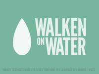 Walken On Water