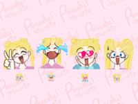 Sailor Moon (Emote Set)