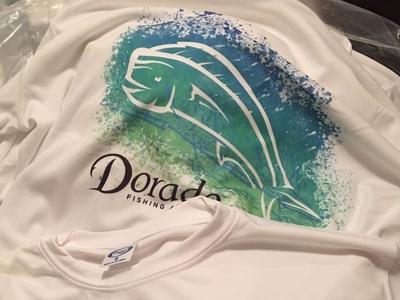 Dorado Fishing Apparel - Long sleeves