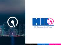 HKOW logo design