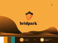 Bridpark brand identity