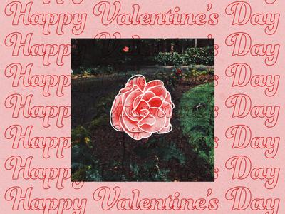 Instagram Post: Happy Valentine's Day!