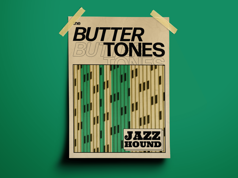 The Buttertones - Jazzhound