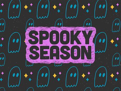 Pattern Design: Spooky Season instagram photoshop design texture halloween party halloween design spookyseason spooky graphicdesign vector adobe illustrator patterndesign pattern halloween