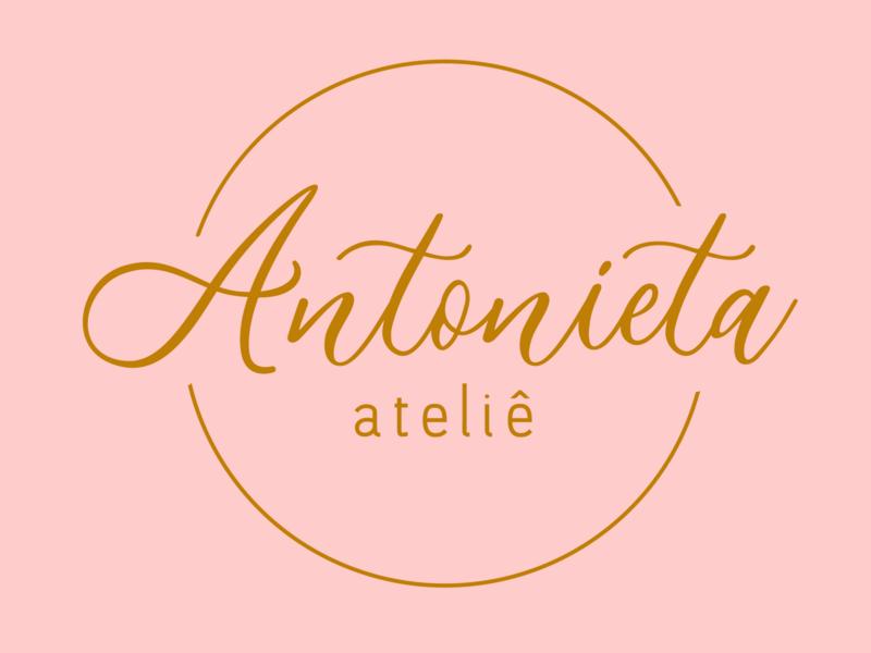 Logotipo Antonieta Ateliê