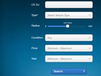 iPad Search