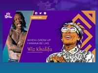 Wiz Khalifa - Reverence to living legend
