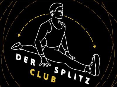Der Splitz Club logo V2