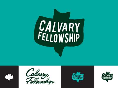 Calvary Fellowship Unselected Logo Concept