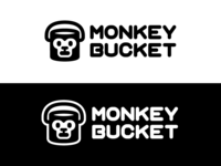 Monkey Bucket Alternate Logo