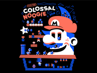Colossal Noogie 2018 T-Shirt