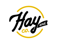 Hay And Co. Logo Concept 1