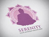 Serenity Logo Template