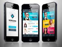 Morgana Store App
