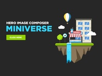 Miniverse - Hero Image Composer