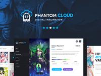 Phantom Cloud - Digital Artist Shop