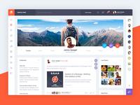 Olympus Social Network