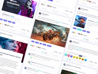 Vikinger Social - Profile Posts