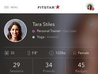 Fitstar.app.profile.mobile