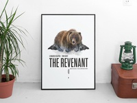The Revenant Poster Re-design