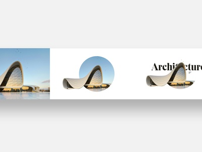 Style + Structure clean minimal architecture course