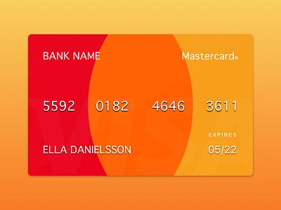 Mastercard debit credit bank concept payment mastercard