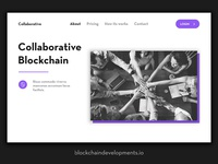 Collaborative Blockchain