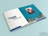 Canvas Bubble Brochure Design
