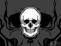 Skull Head Concept.