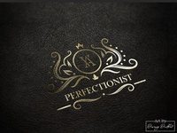 VA Perfectionist logo design