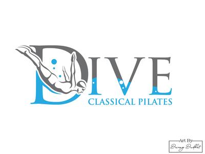 Dive logo design